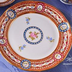 H-Herend-Porcelain-EGAVT-Eglantine-Variete-Porcelain-coffee-set-7-1024x723